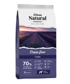 dibaq natural moments grain free atun