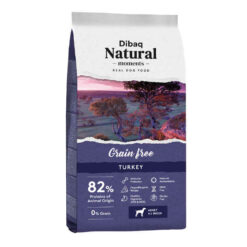 dibaq natural moments grain free pavo