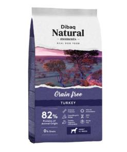 dibaq natural moments grain free pavo