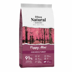 dibaq natural moments puppy mini