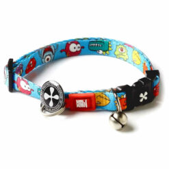 collar gato little monster