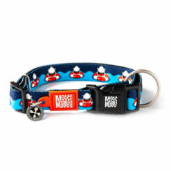 collar perros max & molly frenzy de shark