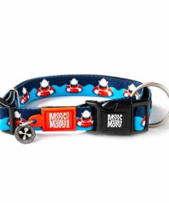 collar perros max & molly frenzy de shark