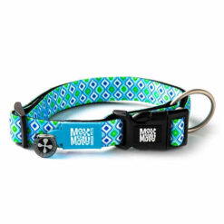 Collar para perro max molly retro blue