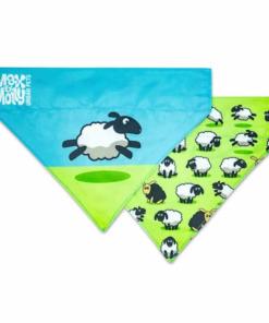 bandana black sheep